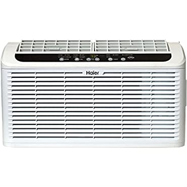 Haier ESAQ408P Serenity Series 8000 BTU 115V Window Air Conditioner with LED Remote
