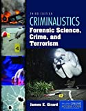 img - for Criminalistics: Forensic Science, Crime, And Terrorism book / textbook / text book