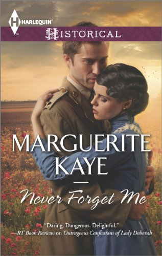 Image of Never Forget Me (Harlequin Historical)
