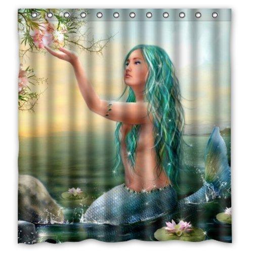 larona-underwater-world-ocean-deep-sea-schone-meerjungfrau-180-x-180-cm-inch-badezimmer-wasserdicht-