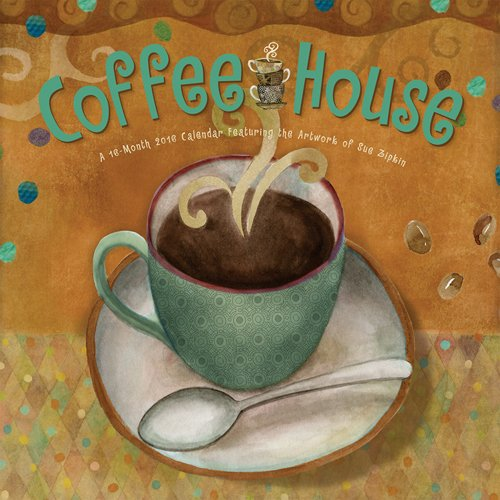 Coffee House 2016 Square 12x12 Hopper