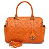 Da Milano Tote Bag (ORANGE)