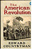The American Revolution (0140227261) by EDWARD COUNTRYMAN