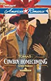 Tomas: Cowboy Homecoming (Harts of the Rodeo)