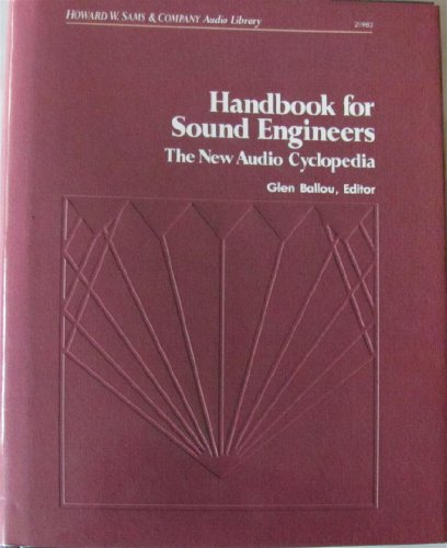 Handbook for Sound Engineers: The New Audio Cyclopedia (Handbook For Sound Engineers compare prices)