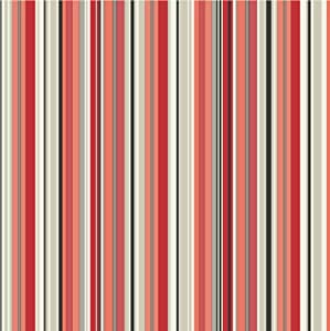 New luxury bn verona stripe bright narrow candy striped for Striped kitchen wallpaper