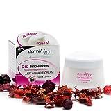 Derma Tech Solutions V10 Q10 Innovations Anti Wrinkle Cream Moisturiser