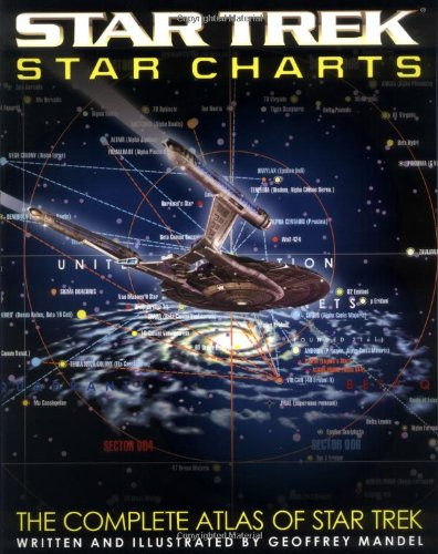 The Complete Atlas of Star Trek Star Charts