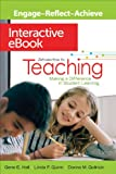 img - for Introduction to Teaching Interactive eBook: Making a Difference in Student Learning book / textbook / text book