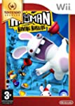 Rayman Raving Rabbid
