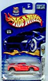 Hot Wheels 2003-036 First Editions Red Enzo Ferrari Highway 35 1:64 Scale
