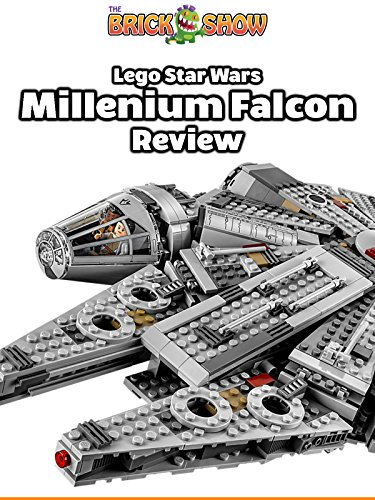 LEGO Star Wars The Force Awakens Millennium Falcon Review (75105)