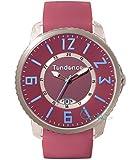 テンデンス 時計 TG131001 エンジ文字盤 バーガンディー スリム ポップ TENDENCE SLIM POP 3H 日付け 腕時計 メンズ レディース