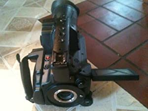 Panasonic AVCCAM AG-AF100 Micro 4/3's Professional HD Camcorder