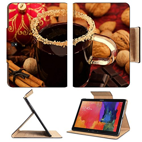 Mulled Wine Glass Cinnamon Sugar New Samsung Note Pro 12.2 Flip Case Stand Smart Magnetic Cover Open Ports Customized Made To Order Support Ready Premium Deluxe Pu Leather Liil Professional Graphic Background Covers Designed Model Folio Sleeve Hd Template front-206502