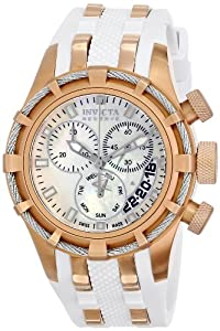 "Invicta Women's 6951 ""Reserve Collection"" 18k Rose Gold-Plated Watch"