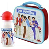 One Direction Insulated Lunch Bag and Aluminium Bottle