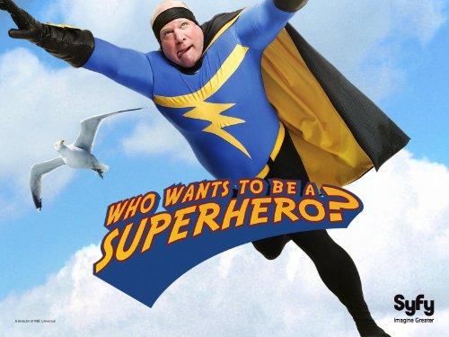 Who Wants To Be A Superhero? Season 2