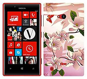 WOW Printed Designer Mobile Case Back Cover For NOKIA LUMIA 720