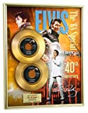 Elvis Presley '68 Special Anniversary Framed Gold Record