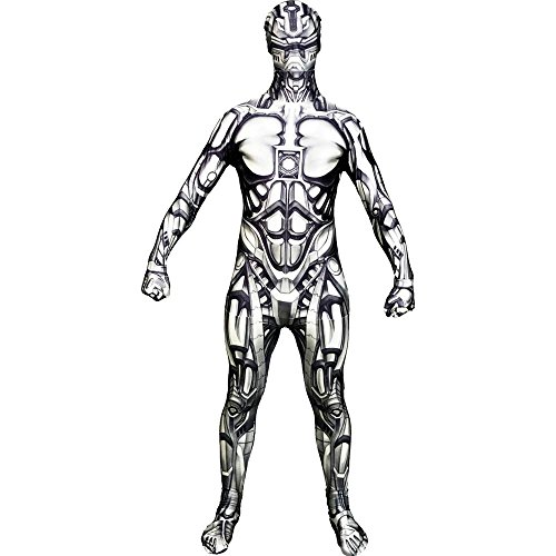 Morphsuits MorphKids Android Robot Childrens Costume Fancy Dress