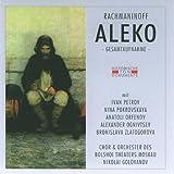 echange, troc Chor & Orch.d.Bolshoi Theaters|Sergej Rachmaninoff - Aleko