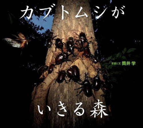 カブトムシがいきる森