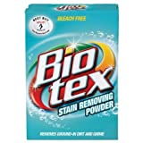 Biotex Stain Removing Powder 500g (Pack of 4)