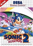 Sonic The Hedgehog 2 (Master System) gebr.