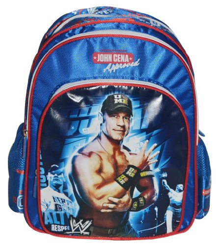 Simba Simba John Cena Approved Backpack, Multi Color (14-Inch) (Multicolor)