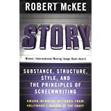 Story: Substance, Structure, Style, and the Principles of Screenwritingby Robert McKee