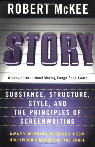 Story: Substance, Structure, Style and The Principles of...
