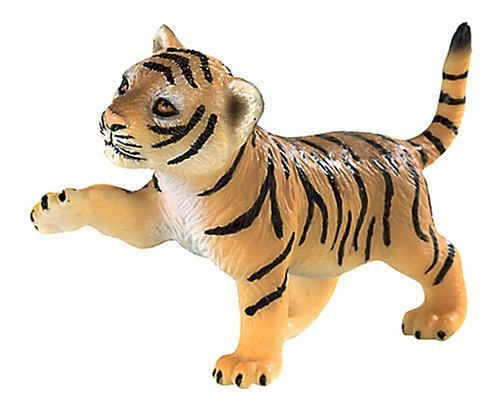 """WILDTIERE Kunststoff Figuren-Reihe """"TIGER Junges"""" – Tiger Baby, ca. 7,5cm kaufen"""