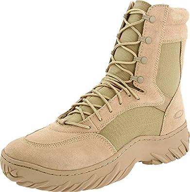 """Oakley Men's SI Assault 8"""" Boot-Desert-6"""