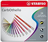 Stabilo Carb-Othello Pastel Pencil Sets set of 24