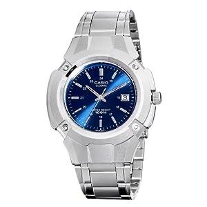 Casio Men's MTP3036A-2AV Analog Bracelet Watch