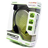 KMD Xbox 360 Live Gaming Headset With Mic - Black