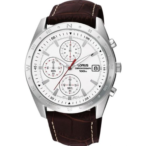 Lorus Gents Chronograph Watch RM365AX7