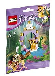 Lego Friends - 41042 - Le Tigre & son Temple Asiatique (Import Royaume-Uni)
