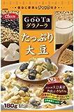 日清シスコ GooTaグラノーラたっぷり大豆 180g×8袋