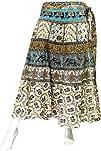 Indian Skirt Printed Long Wrap Cotton…