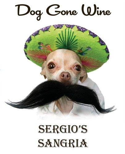 Dog Gone Wine NV Honeywood Winery Sergio's Sangria 750 mL