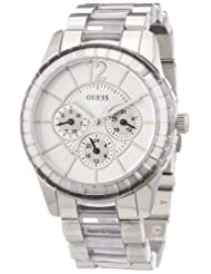 Guess Women's Quartz Watch W13582L2 W13582L2 with Metal Strap