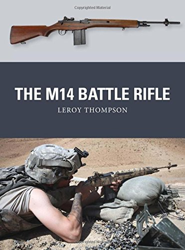 The M14 Battle Rifle (Weapon)