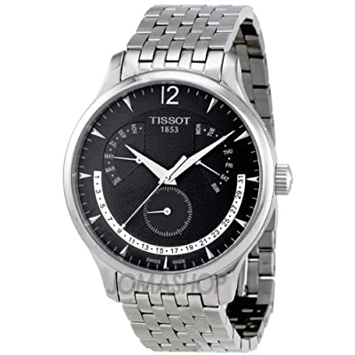 Tissot T-Classic Tradition Anthracite Dial Mens Watch T0636371106700 from Tissot