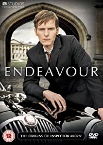 Endeavour: The Origins of Inspector Morse [DVD]