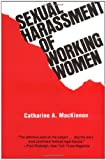 img - for Sexual Harassment of Working Women: A Case of Sex Discrimination (Yale Fastback Series) book / textbook / text book