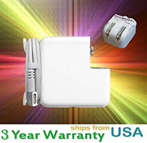 Apple MagSafe Power Adapter for MacBook Air - MB283LL/A - AC 100-240 V - 45 Watt