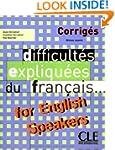Difficult�s expliqu�es du fran�ais......