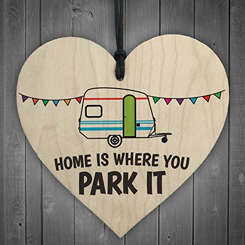 red-ocean-home-is-where-you-park-it-novelty-wooden-heart-plaque-caravan-hanging-gift-sign